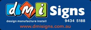 DMI Signs Logo