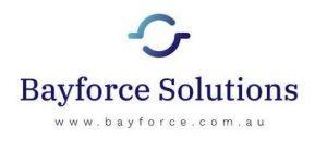 Bayforce solutions Pty Ltd logo july 2020